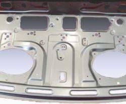 Panel Upper Back Inner